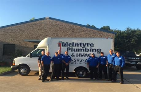 McIntyre Plumbing Locals Love Us 2013 Winner