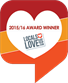 Locals LoveUs Award Winner 2015-2016